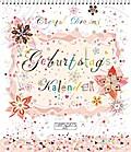 Crystal Dreams Geburtstagskalender. Immerwährender Kalender