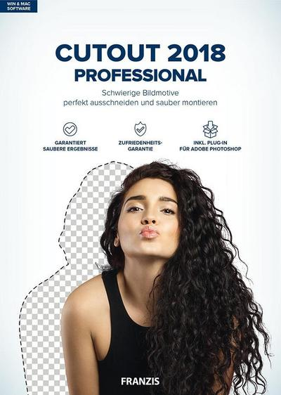 CutOut 2018 professional  (Win)
