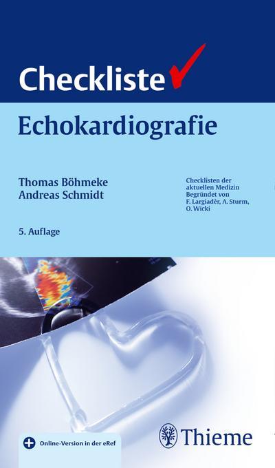 Checkliste Echokardiographie