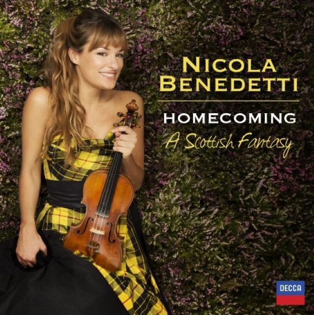 Homecoming Nicola Benedetti