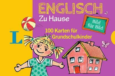 Langenscheidt Englisch Bild für Bild zu Hause - für Sprachanfänger