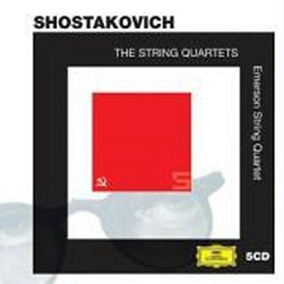 Sämtliche Streichquartette 1-15 (GA)
