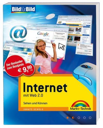 Internet mit Web 2.0. Bild für Bild. Sehen und Können