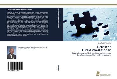 Deutsche Direktinvestitionen