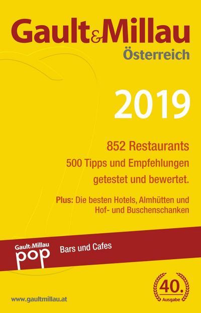 Gault & Millau Österreich 2019