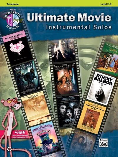 Ultimate Movie Instrumental Solos for Trombone