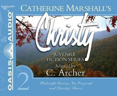 Christy Collection Books 4-6 (Library Edition): Midnight Rescue, the Proposal, Christy's Choice