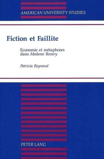 Fiction et faillite