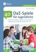 40 DaZ - Spiele für Jugendliche