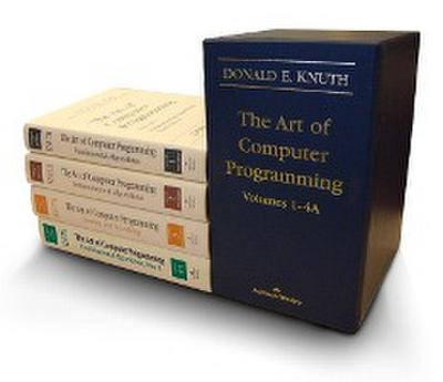 The Art of Computer Programming, Volumes 1-4
