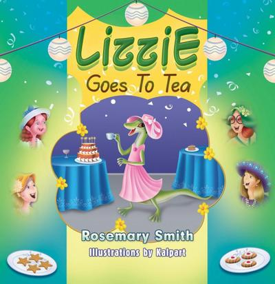 Lizzie Goes to Tea