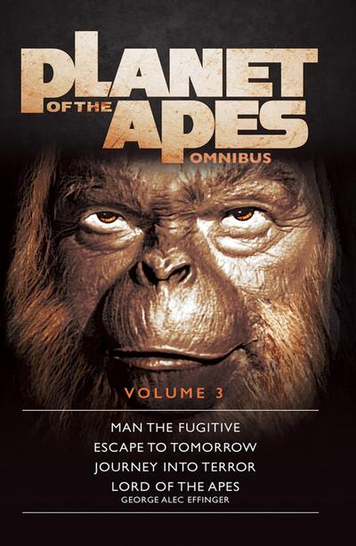Planet of the Apes Omnibus 3
