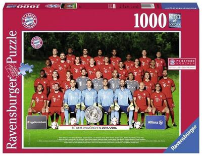 FC Bayern München Saison 2015/2016 (1000 T)