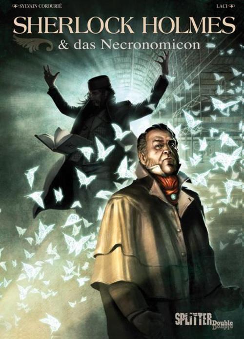 Sherlock Holmes & das Necronomicon - Sylvain Cordurié -  9783868691078