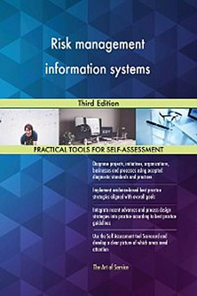 Risk management information systems Third Edition