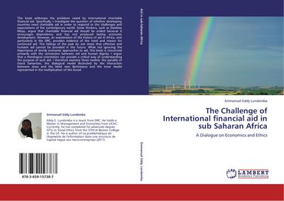The Challenge of International financial aid in sub Saharan Africa