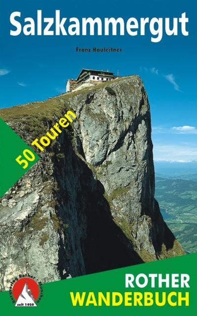 Rother Wanderbuch Salzkammergut