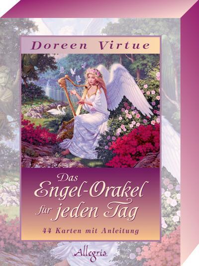 Das Engel-Orakel für jeden Tag