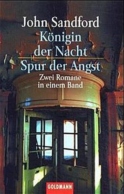 Königin der Nacht / Spur der Angst  -  2 Romane