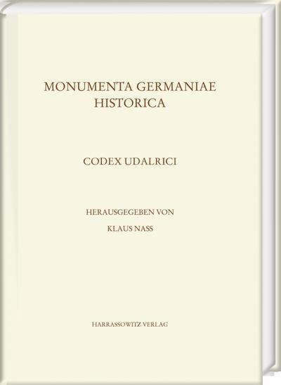 Codex Udalrici 2 Bände