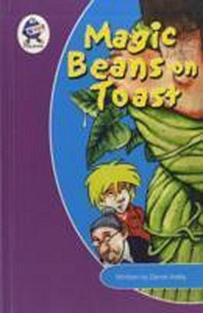 Magic Beans on Toast