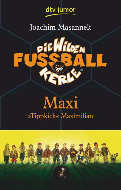 Die Wilden Fussballkerle 07. Maxi