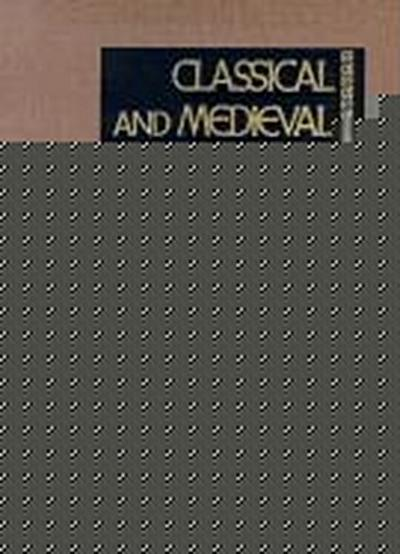 Classical and Medieval Literature Criticism: Excerpts from Criticism of the Works of World Authors from Classical Antiquity Through the Fourteenth Cen