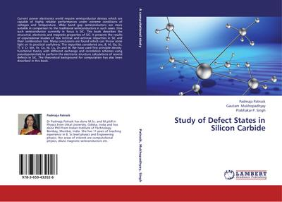 Study of Defect States in Silicon Carbide