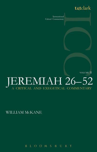 Jeremiah: Volume 2: 26-52