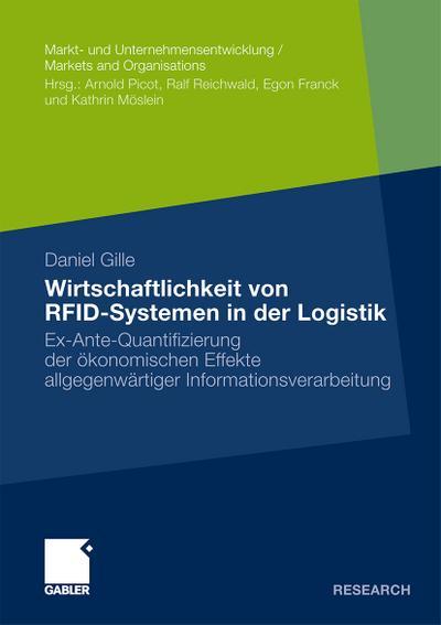Wirtschaftlichkeit von RFID-Systemen in der Logistik