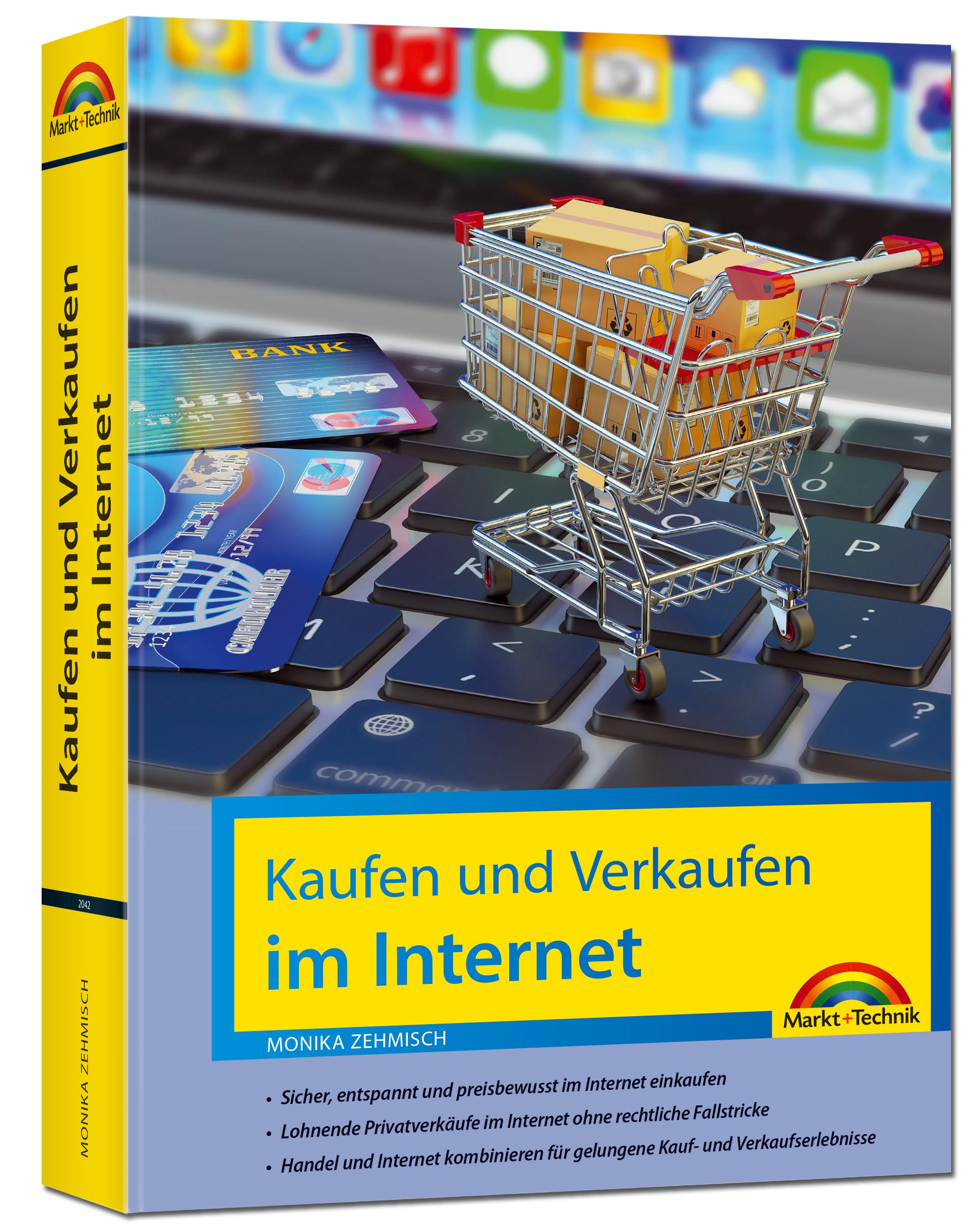 NEU Kaufen und Verkaufen im Internet Monika Zehmisch 820424