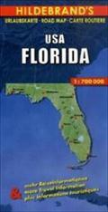 United States Florida 1 : 700 000. Hildebrand ...