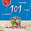 101 Fragen - 101 questions - 101 preguntas
