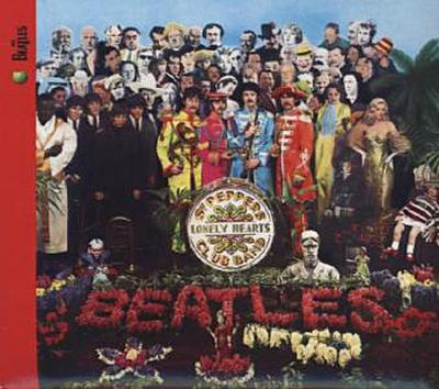 Sgt.Pepper's Lonely Hearts Club Band, 1 Audio-CD