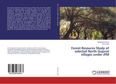 Forest Resource Study of selected North Gujarat villages under JFM