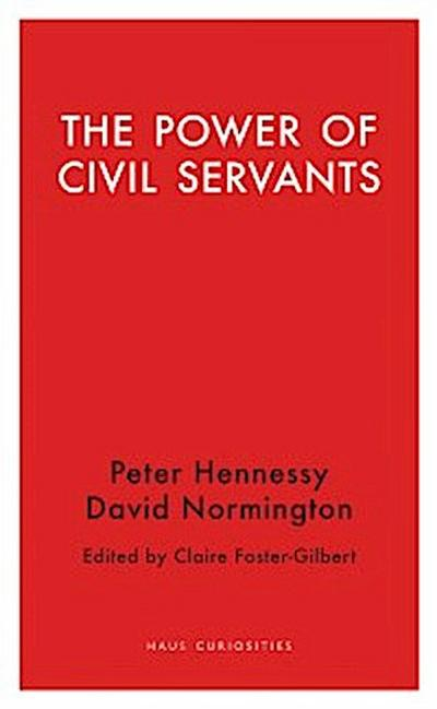 Power of Civil Servants