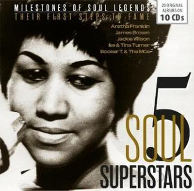 5 Soul Stars - First Steps to Fame