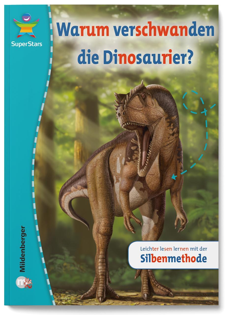 Paul Collins ~ SuperStars: Warum verschwanden die Dinosaurier? 9783619242467
