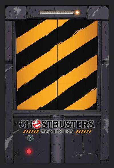Ghostbusters Mass Hysteria