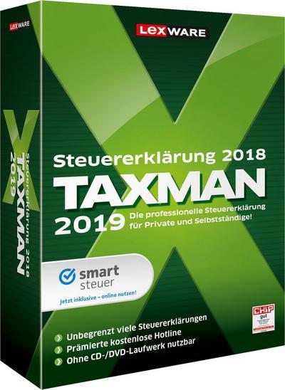 Taxman 2019, 1 DVD-ROM