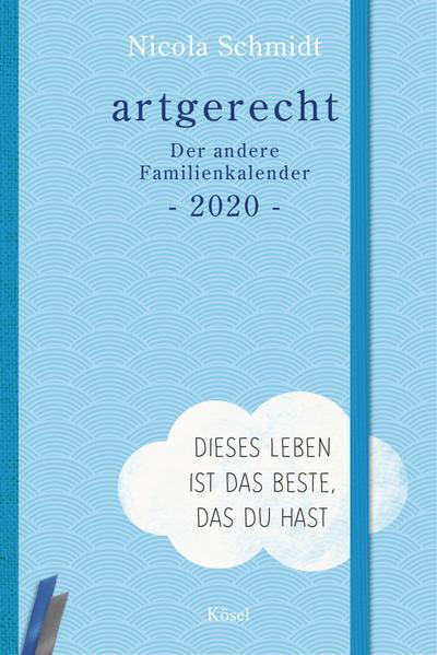 artgerecht - Der andere Familienkalender 2020