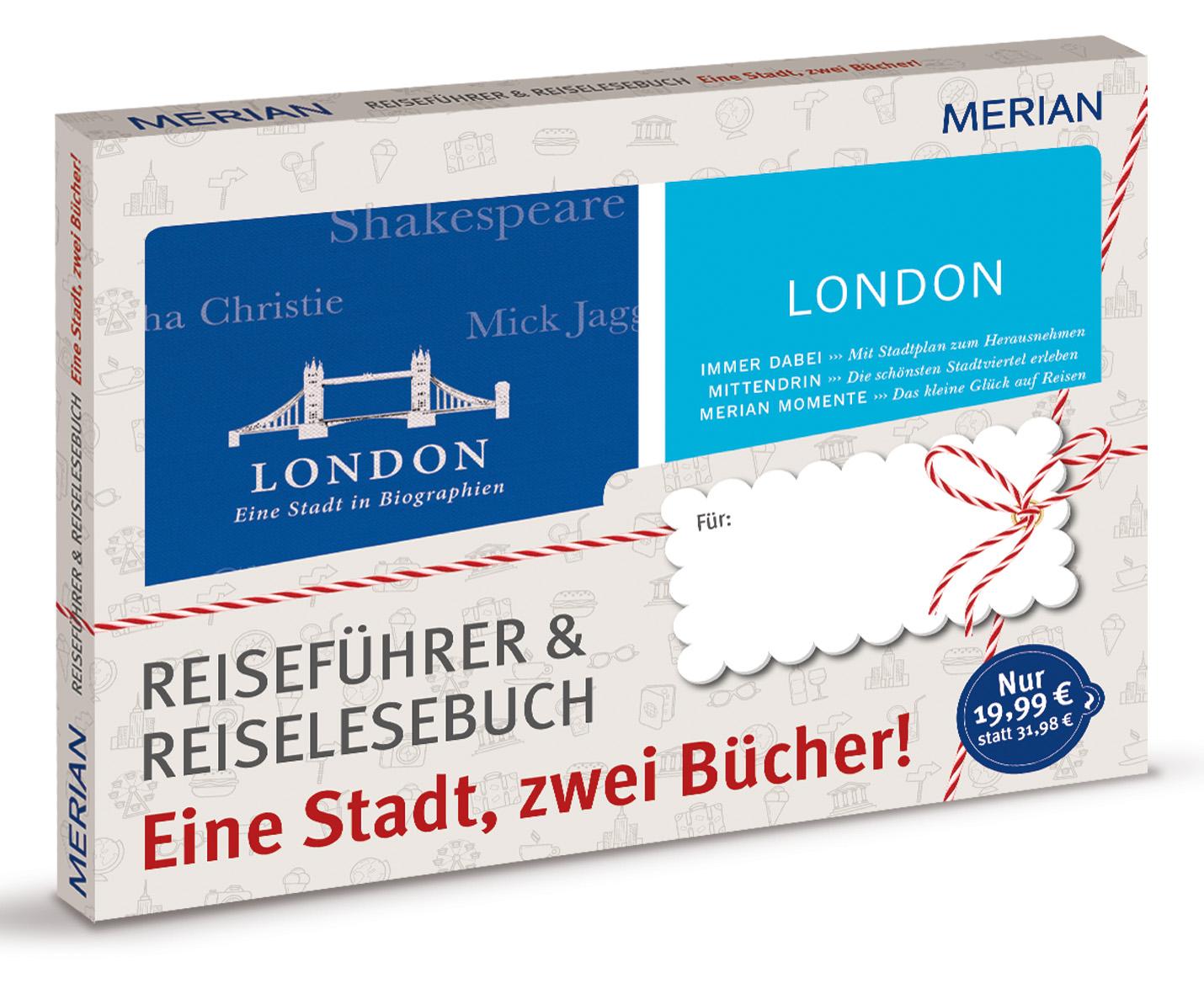 NEU London - Eine Stadt, zwei Bücher Marina Bohlmann-Modersohn 224309