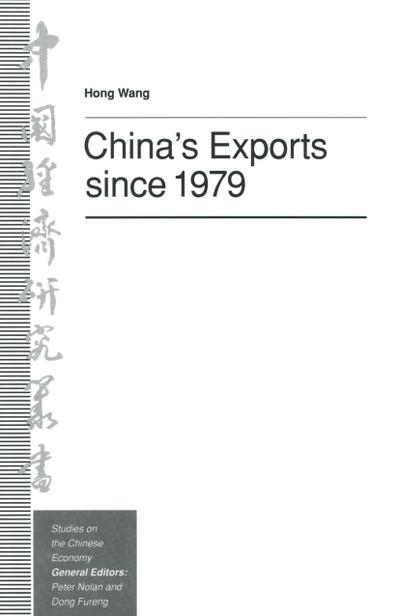 China's Exports since 1979