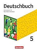 Deutschbuch Gymnasium - Nordrhein-Westfalen - 5. Schuljahr - Schülerbuch