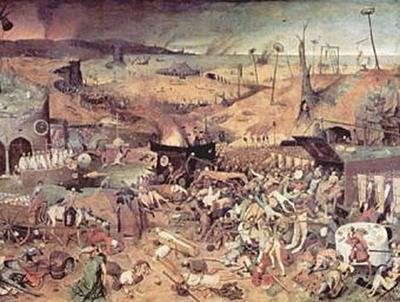 Pieter Bruegel d. Ä. - Triumph des Todes - 200 Teile (Puzzle)