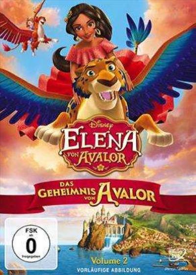 Elena von Avalor - Das Geheimnis von Avalor