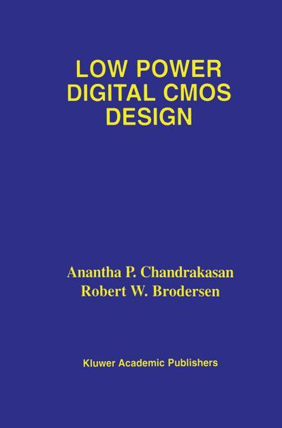 Low Power Digital CMOS Design