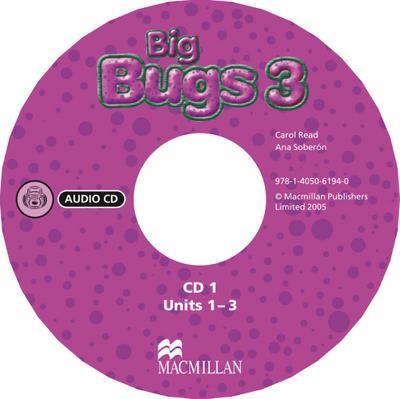 Big Bugs. Level 3.