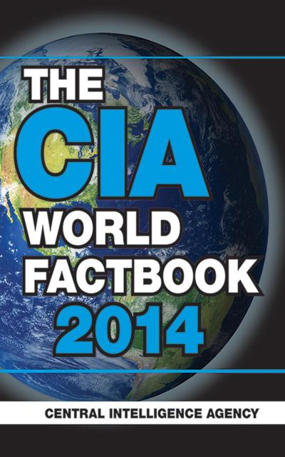 CIA World Factbook 2014