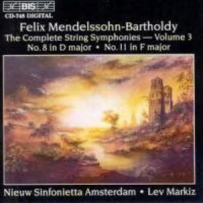 Streichersinfonien Vol.3